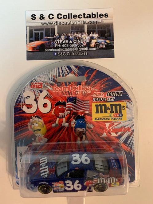 2002 M&M's -The 4th Of July / Ken Schrader 1:64