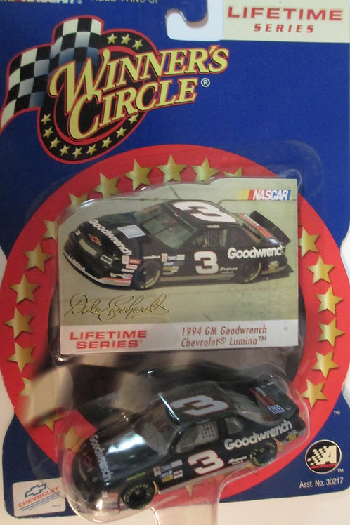 2002 GM GoodWrench 1994 Chevrolet Lumina / Dale Earnhardt Sr. 1:64 Box# 41