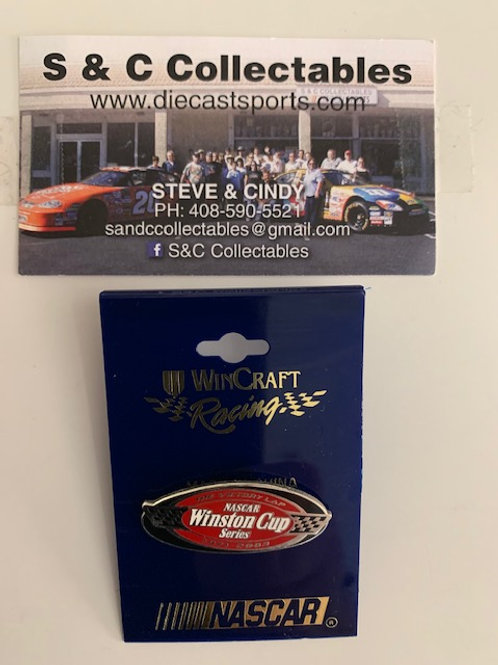 2003 NASCAR Winston Cup Series 1971-2003 Hat Pins / Hat Pin #7