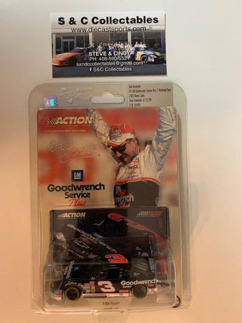 2003 GM Goodwrench Richmond No Bull Race / Dale Earnhardt Sr. 1:64