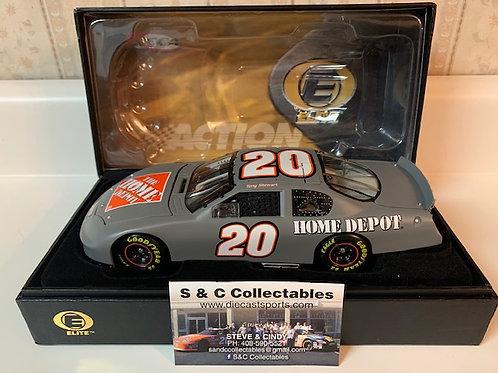 2003 Home Depot Test Car Elite / Tony Stewart 1:24