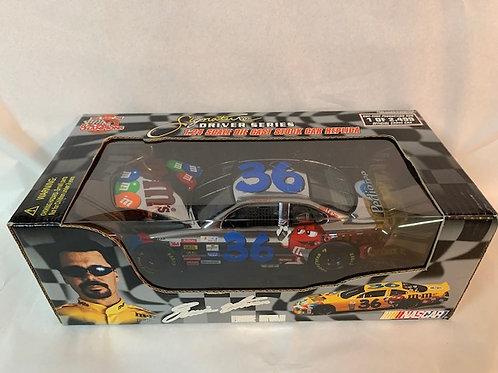 1999 M&M's Chrome Official Chase Car / Ernie Irvan  1:24  Shelf