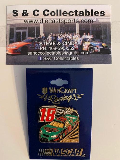 2003 Interstate Batteries Hat Pins / Bobby Labonte  Hat Pit #7