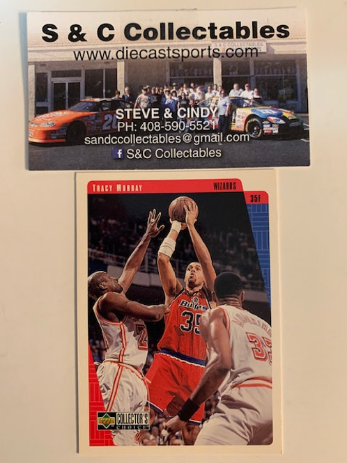 1997-98 Upper Deck Tracy Murray  Card# 154  / Basketball--BK1