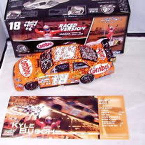 2008 Combos Dover Raced Win June 1, 2008  / Kyle Busch 1:24