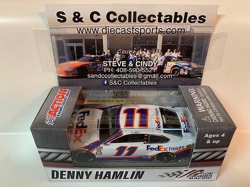 2020 FedEx Freight / Denny Hamlin 1:64