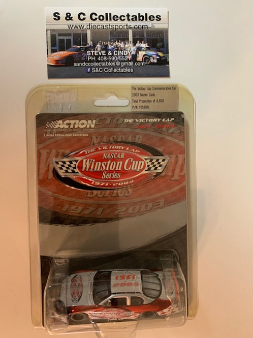 2003 The Victory Lap Commemorative Car /  Event Cars  1:64