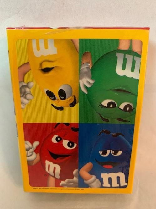 ????  M&M's - Playing Cards  / M&M Stuff  Box# 98