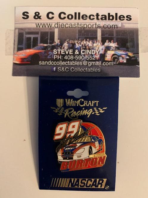 2004 CITGO Racing Hat Pins / Jeff Burton  Hat Pin #5