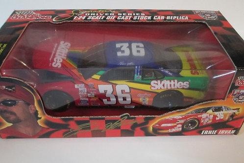 1998 Skittles Signature Driver Series / Ernie Irvan 1:24 Shelf