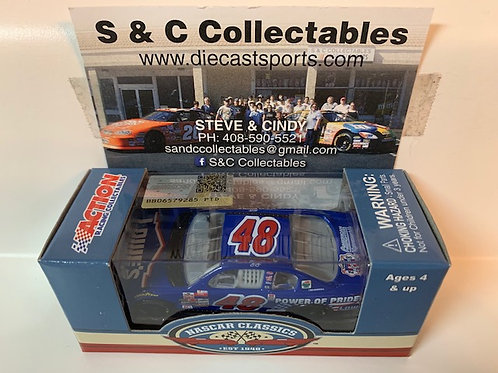 2019 Lowe's - Power of Pride First Start / Jimmie Johnson 1:64