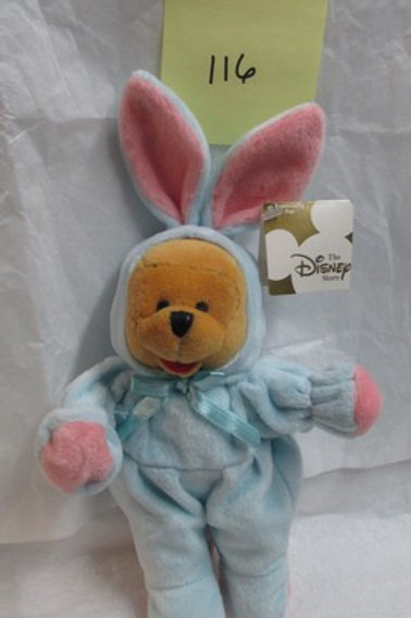 Bunny Pooh / Disney Beanies