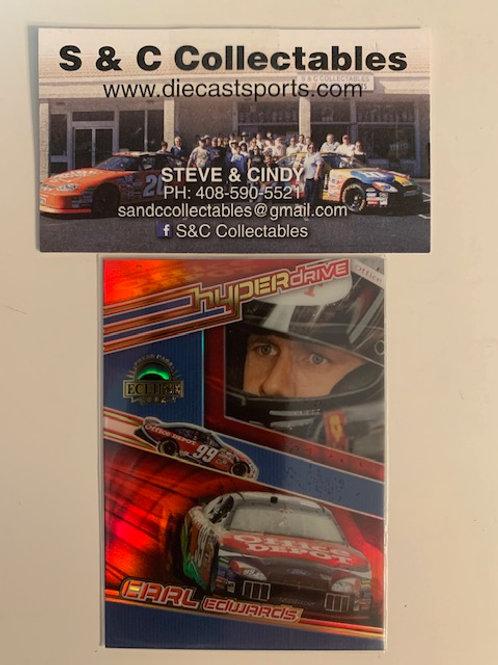 2006 Eclipse Hyper Drive  /  Carl Edwards  Box# FF