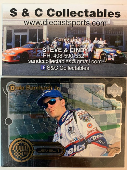 1999 Road to the Cup Level 1 (Bronze) / Dale Earnhardt Jr.  Box# FF