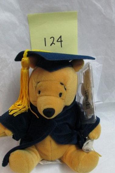Gradnite Pooh / Disney Beanies