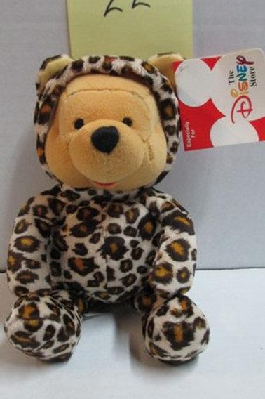 Leopard Pooh / Disney Beanies