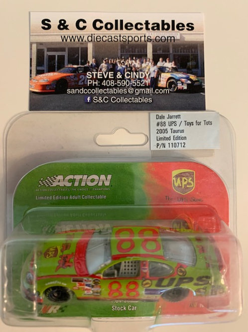 2005  UPS - Toys for Tots / Dale Jarrett 1:64