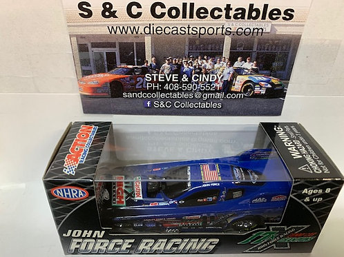 2011 Castrol 9/11 Honoring Our Heroes Funny Car / John Force 1:64
