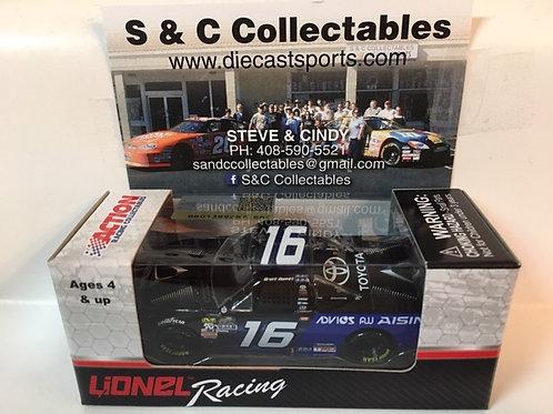 2018 Aisin Group Homestead Championship Raced Version Truck / Brett Moffitt 1:64