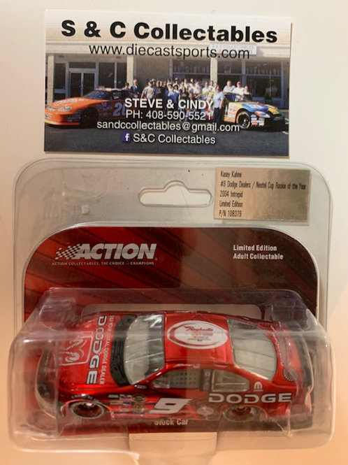 2004 Nextel Cup Rookie of the Year (Rookie Car)  / Kasey Kahne 1:64