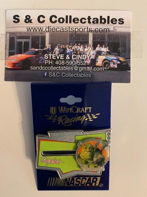 2004 NASCAR Shrek 2 Hat Pins / Bobby Labonte  Hat Pin #7