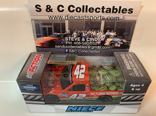 2020  Circle Track Parts / Florida Watermelon / Ross Chastain 1:64