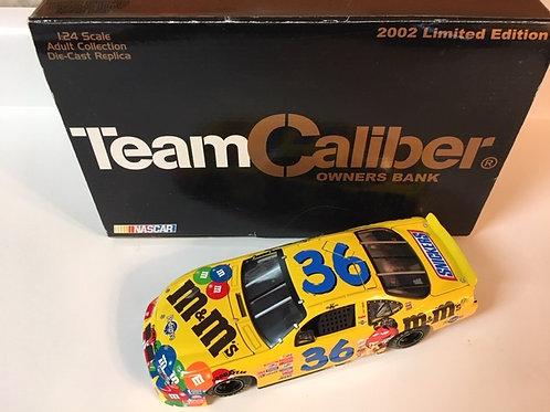 2002 M&M's Team Caliber Bank / Ken Schrader 1:24