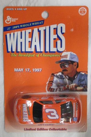 1997 May 17, 1997 Wheaties / Dale Earnhardt Sr. 1:64  Peg