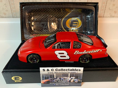 2002 Budweiser Test Car Elite / Dale Earnhardt Jr. 1:24
