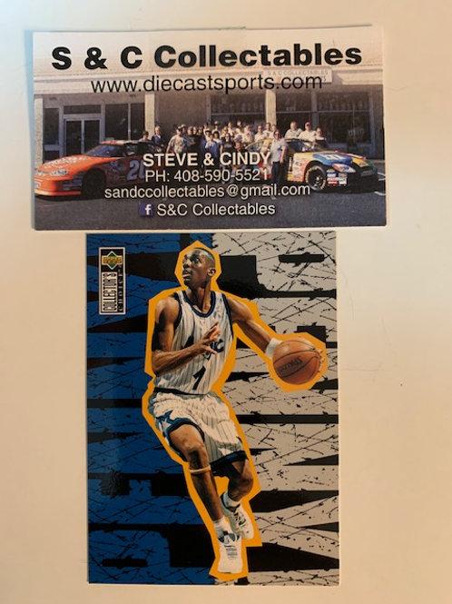 1996-97 Upper Deck Penny Hardaway Card# 113  / Basketball-BK1