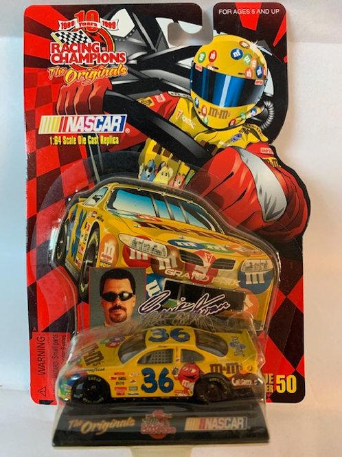 1999 M&M's Car Issue# 50 / Ernie Irvan 1:64 Box# 35
