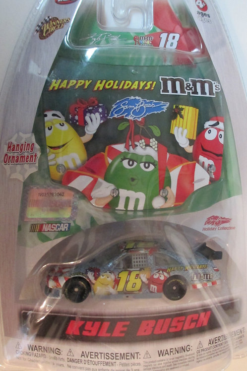2009 M&M's Happy Holidays  / Kyle Busch 1:64  Peg