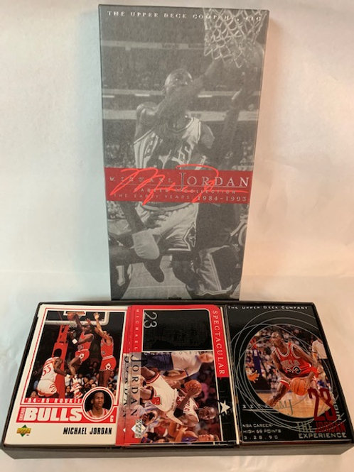 1998  Career 60 Card Collection 1984-1993  / Michael Jordan Box# 43