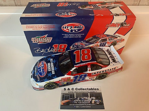 2002 Interstate - Todd M. Beamer - Let's Roll / Bobby Labonte 1:24 Action #5