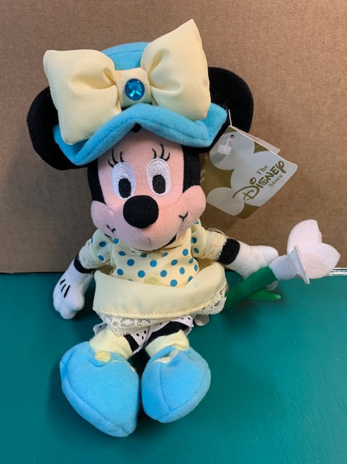 Disney Beanies Minnie Mouse March Birthstone