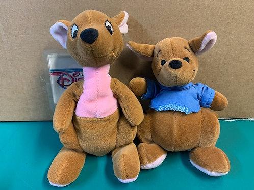 """Disney Beanies Kanga & Roo 8"""""""