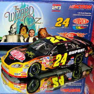 2004 DuPont - The Wizard of Oz / Jeff Gordon 1:24