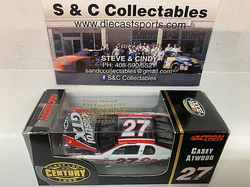 1999 Last Lap of the Centruy Open Hood  / Casey Atwood  1:64