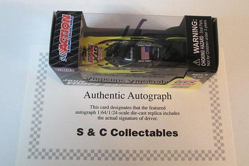 2011 Auttograph NHRA's 15X Champion Funny Car  / John Force 1:64  Shelf# A