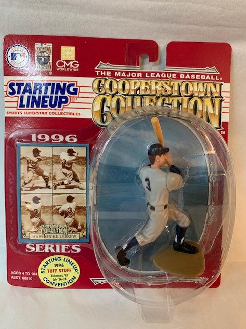 1996 Cooperstown  Harmon Killebrew Starting LineUp Box# 41