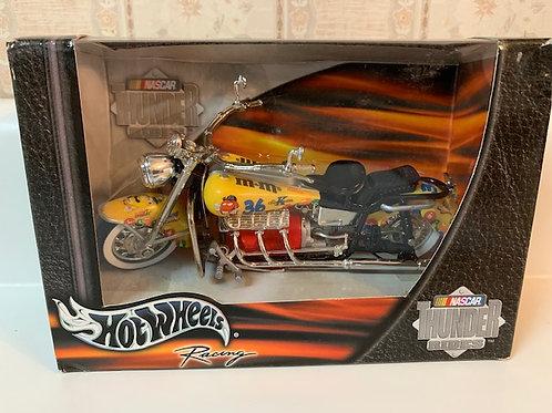 2002 M&M's Harley Motorcycle Thunder Rides / Ken Schrader 1:18