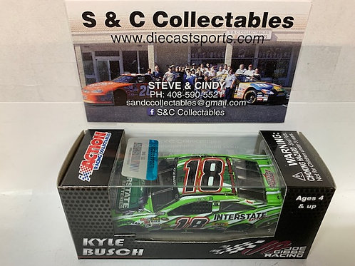 2014 Interstate Batteries Legancy / Kyle Busch 1:64