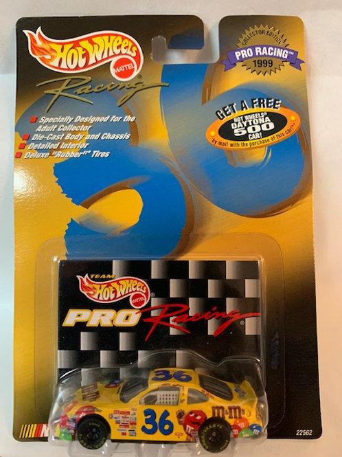 1999 M&M's Pro Racing Daytona 500 Car / Ernie Irvan 1:64   Box#35
