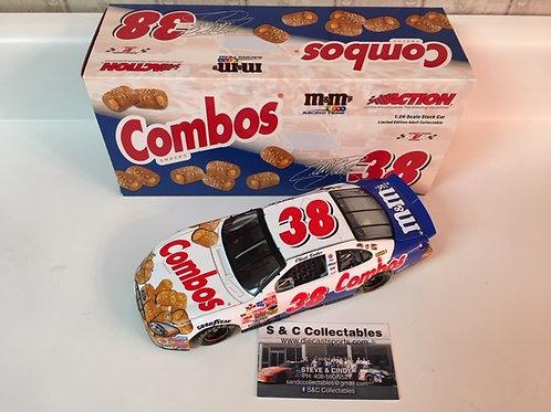2003 M&M's - Combos / Elliott Sadler 1:24 ST #4