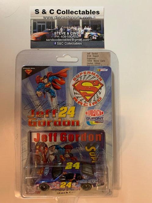 1999 DuPont / Superman / Jeff Gordon 1:64
