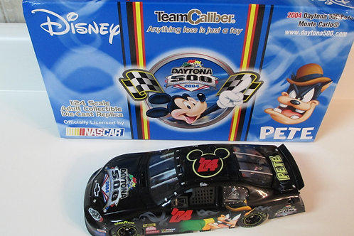 2004 Disney Daytona 500 Peg Leg Pete  / Event Car 1:24