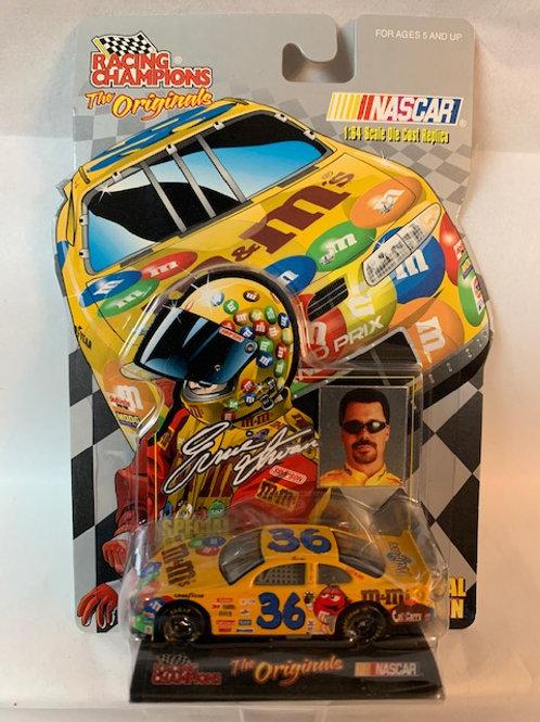 1999 M&M's Car Special Edition / Ernie Irvan 1:64 Box# 35