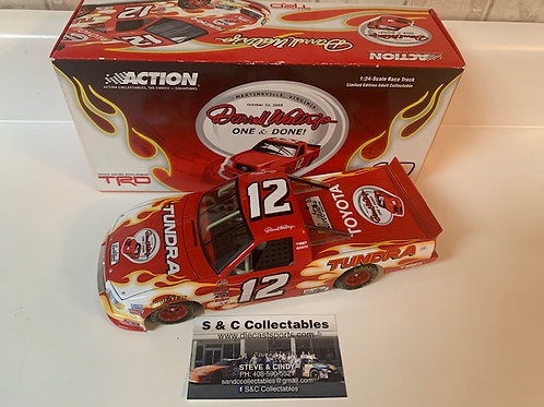 2005 Toyota Tundra Truck  - One and Done / Darrell Waltrip 1:24 Action #2