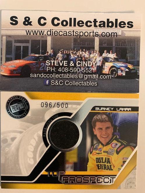 2006 Tire Race-Used / Burney Lamar  Box# AA