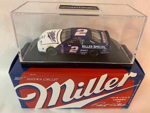 1997 Miller Suzuka Circuit Japan / Rusty Wallace 1:64  Shelf